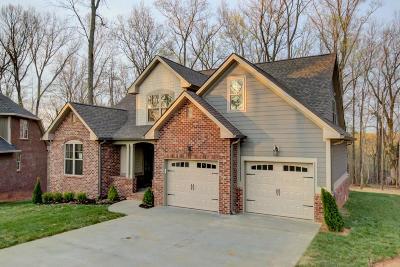 Clarksville Single Family Home For Sale: 256 Birnam Wood Trc