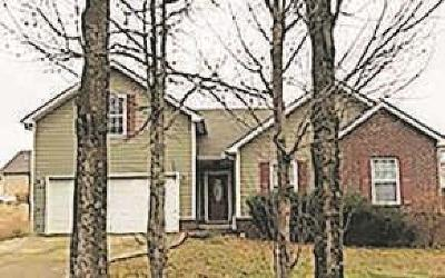 Dickson Single Family Home For Sale: 1116 Grab Creek Rd