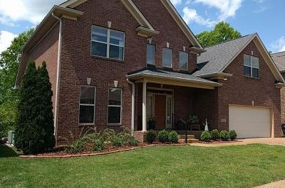 Single Family Home For Sale: 525 Summit Oaks Court