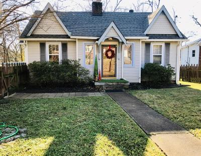 Nashville Single Family Home For Sale: 904 Carolyn Ave