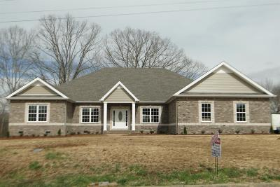 Spring Hill Single Family Home Under Contract - Not Showing: 627 Natalie Lane
