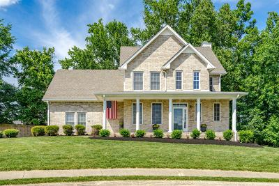 Christian County, Ky, Todd County, Ky, Montgomery County Single Family Home Under Contract - Not Showing: 133 Bellingham Way