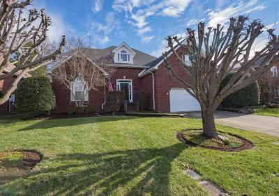 Murfreesboro Single Family Home For Sale: 2831 Apache Moon Ter