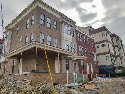 Condo/Townhouse For Sale: 201 A Burns Avenue, Lot #5