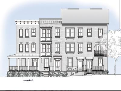 Condo/Townhouse For Sale: 201 C Burns Avenue, Lot #7