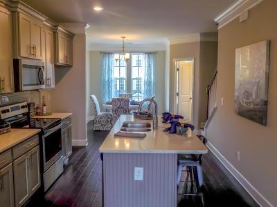 Condo/Townhouse For Sale: 201 D Burns Avenue, Lot #8