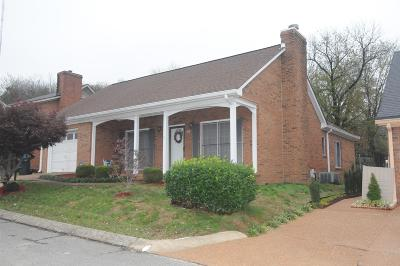 Columbia  Single Family Home For Sale: 712 Maple Ct