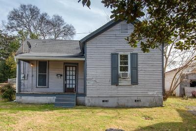 Columbia Single Family Home For Sale: 1115 S Glade Street