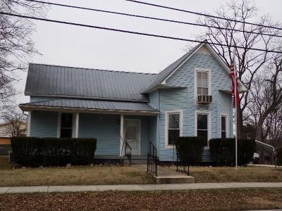 Decherd Single Family Home Under Contract - Showing: 201 Spring St