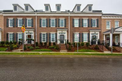Franklin Condo/Townhouse For Sale: 9019 Berry Farms Xing
