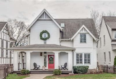 Single Family Home Under Contract - Showing: 925 B Kirkwood Ave