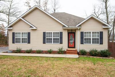 Charlotte Single Family Home Under Contract - Showing: 117 Cedar View Dr