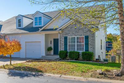 Davidson County Condo/Townhouse Under Contract - Not Showing: 227 Harbor Village Dr