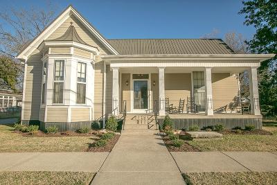 Murfreesboro Single Family Home Under Contract - Showing: 532 North Church Street
