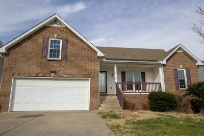 Springfield Single Family Home Under Contract - Showing: 425 Berry Cir