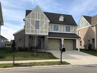 Franklin  Single Family Home For Sale: 1025 Beamon Dr
