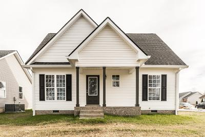 Springfield Single Family Home Under Contract - Showing: 703 Shelby Lynn Drive