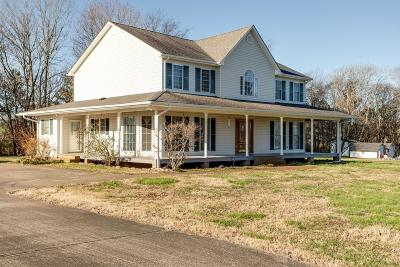 Marshall County Single Family Home For Sale: 1909 Hunters Run Rd