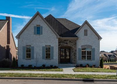 Gallatin Single Family Home Under Contract - Showing: 1703 Noah Ln