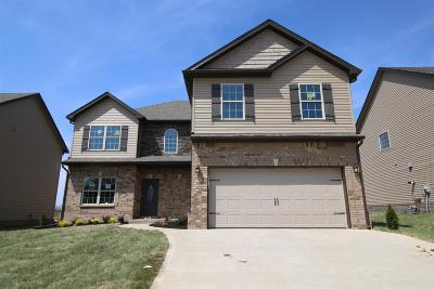 Clarksville Single Family Home For Sale: 459 Summerfield