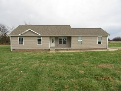 Christian County Single Family Home Under Contract - Not Showing: 1240 Newton Ln