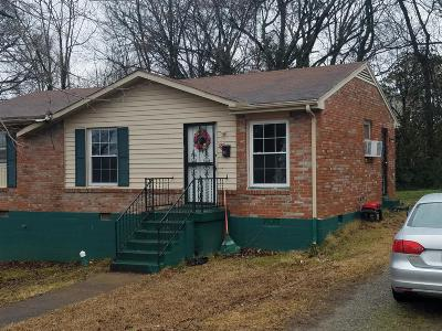Clarksville Single Family Home For Sale: 711 Forest St