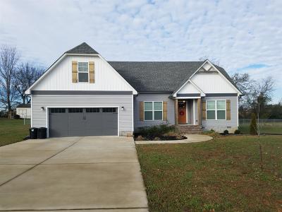 Ethridge Single Family Home For Sale: 91 Taylor Cir