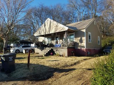 Clarksville Multi Family Home Under Contract - Not Showing: 1015 Stafford St