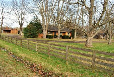 Thompsons Station  Rental For Rent: 4618 Harpeth-Peytonsville Rd.
