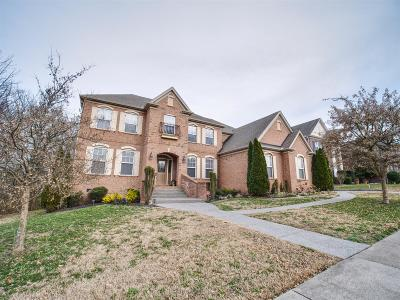 Franklin Single Family Home Under Contract - Showing: 301 Watson View Dr