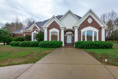 Clarksville Single Family Home For Sale: 296 Abby Ln
