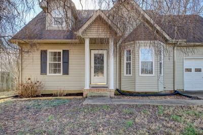 Single Family Home Under Contract - Showing: 706 Spees Dr