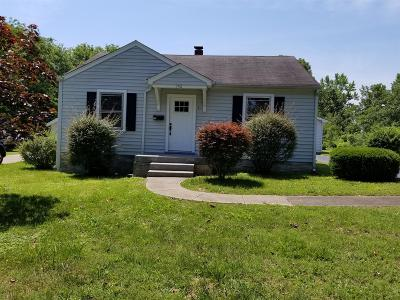 Clarksville Single Family Home For Sale: 742 Woodmont Blvd