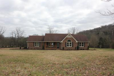 Culleoka Single Family Home For Sale: 2975 Valley Creek Rd