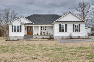 Wilson County Single Family Home For Sale: 6433 Coles Ferry Pike