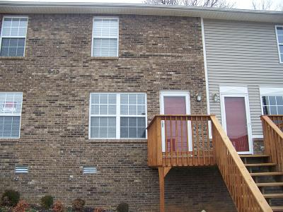 Clarksville Condo/Townhouse Under Contract - Not Showing: 930 C Kingsbury Dr Apt C