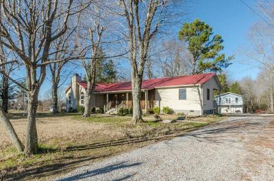 Greenbrier Single Family Home For Sale: 2726 Lights Chapel Rd