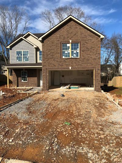 Clarksville Single Family Home For Sale: 131 Rossview Place
