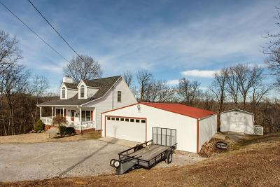 Columbia Single Family Home Under Contract - Showing: 1610 Gravel Hill Rd