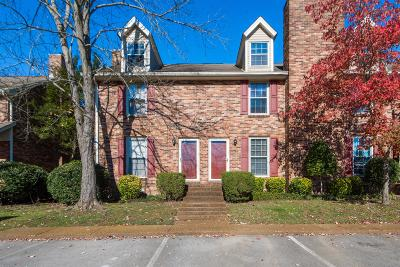 Nashville Condo/Townhouse Under Contract - Showing: 204 Hickory Hill Ct