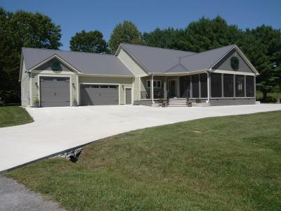Franklin County Single Family Home For Sale: 41 Whispering Pines Dr