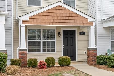 Clarksville Single Family Home Under Contract - Showing: 303 Sam Houston Cir