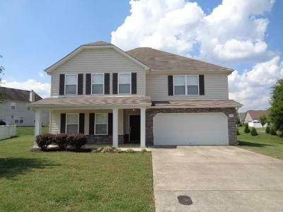 Murfreesboro Rental For Rent: 1417 Prescott Ct