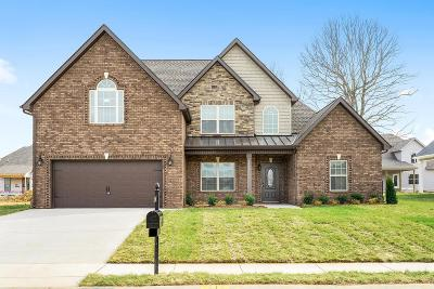 Clarksville Single Family Home For Sale: 440 Farmington