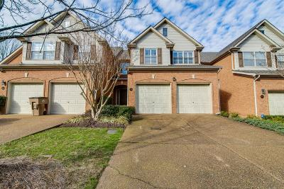Brentwood Condo/Townhouse For Sale: 641 Old Hickory Blvd Unit 414