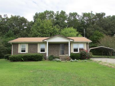 Lawrenceburg Single Family Home Under Contract - Not Showing: 132 E Michael Cir