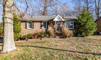 Belle Forest Single Family Home Under Contract - Not Showing: 417 Cunningham Ln