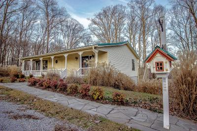 Sparta Single Family Home For Sale: 620 Crestview Dr