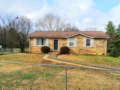 Clarksville Single Family Home For Sale: 2707 Dove Ct