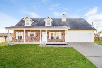 Lavergne Single Family Home Under Contract - Not Showing: 907 Lost Cedar Ct